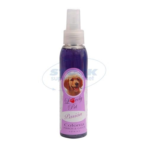 Foto COLONIA PORTA LOVELY PET PASSION FRASCO 125 ML de