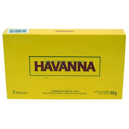 Foto ALFAJOR HAVANNA MIXTO X 2 de