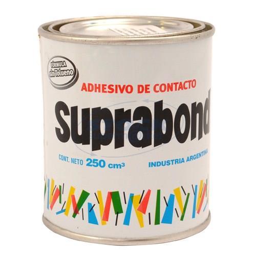 Foto PEGAMENTO SUPRABOND 250 CC ST LATA de