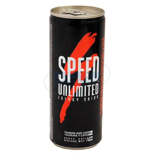 Foto ENERGIZANTE SPEED LATA 250ML de