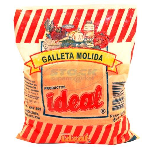 Foto GALLETA MOLIDA IDEAL 400 GR de