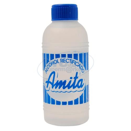 Foto ALCOHOL RECTIFICADO AMITA 125ML de