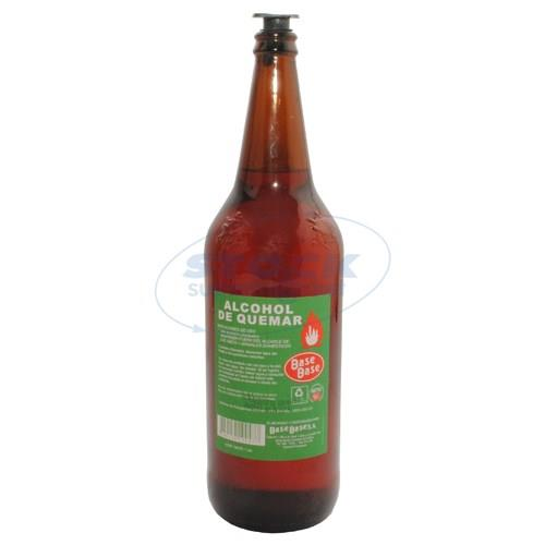 Foto ALCOHOL BASE BASE BOTELLA VID. 1 LITRO de
