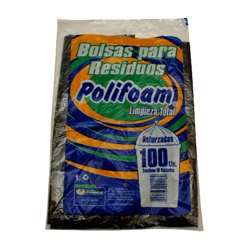 Foto BOLSA PARA RESIDUOS REFORZADAS POLIFOAM de