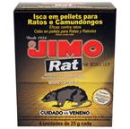 Foto CEBO JIMO RATICIDA PASTILLAS 100GR de