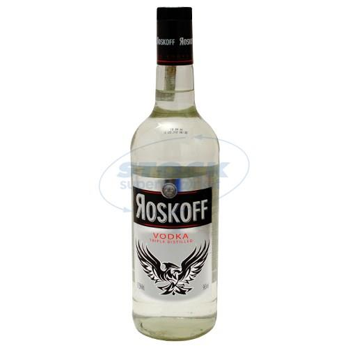 Foto VODKA ROSKOFF BRASILERO 965ML de