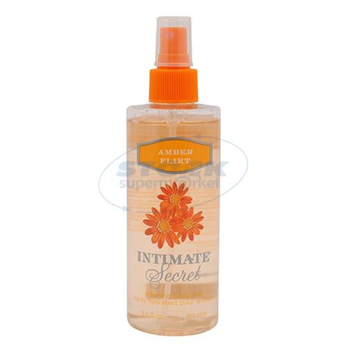 Foto LOCION CORPORAL AMBER 250ML INTIMATE SECRET PLAS de