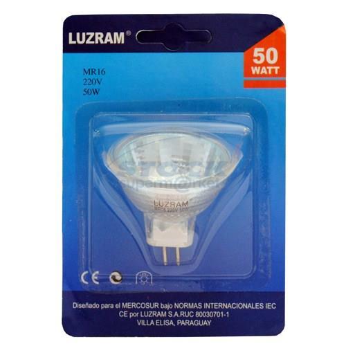 Foto LAMP. LUZRAM DICROICA BI-PIN de