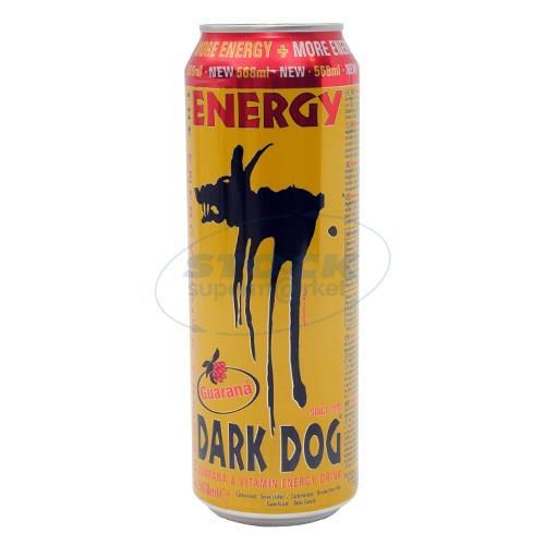 Foto ENERGIZANTE DARK DOG LATA 568ML de