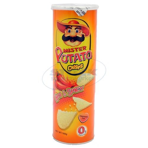 Foto PAPA FRITA MR POTATO HOT&SPICY 160GR de