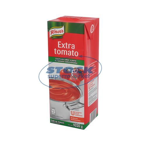 Foto EXTRACTO EXTRA D/TOMATO 1.020GR KNORR TETRA de