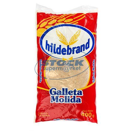 Foto GALLETA MOLIDA 400GR HILDEBRAND PLAST de