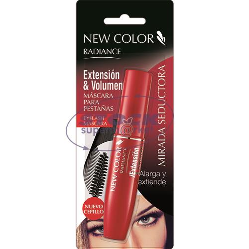 Foto MASCARA PARA PESTAÑA NEW COLOR EXTRA VOLUMEN de
