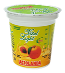 Foto YOGURT LACTOLANDA DURAZNO VITAL LIGHT 140GR de