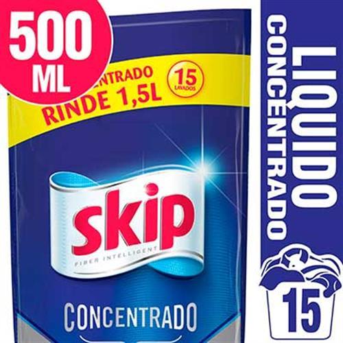 Foto JABON LIQUIDO SKIP DOY PACK 500ML de