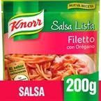 Foto SALSA FILETTO C/OREGANO 200G KNORR PLA de