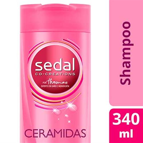 Foto SHAMPOO CERAMIDAS FCO 340ML 1UN SEDAL  de