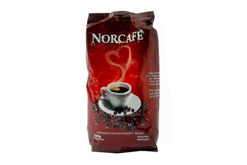 Foto CAFE TORRADO MOLIDO 500GR NORCAFE PAQ de