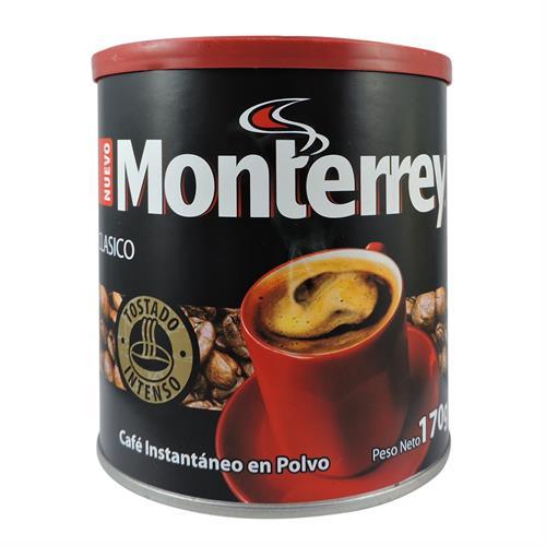 Foto CAFE INSTANTANEO E/POLVO MONTERREY 170GR LAT de