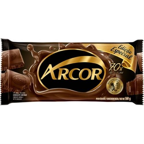 Foto CHOCOLATE ARCOR TABLETA  AMARGO X 120GR de