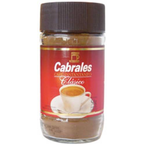 Foto CAFE CLASICO INSTANTANEO CABRALES 50GR FCO de