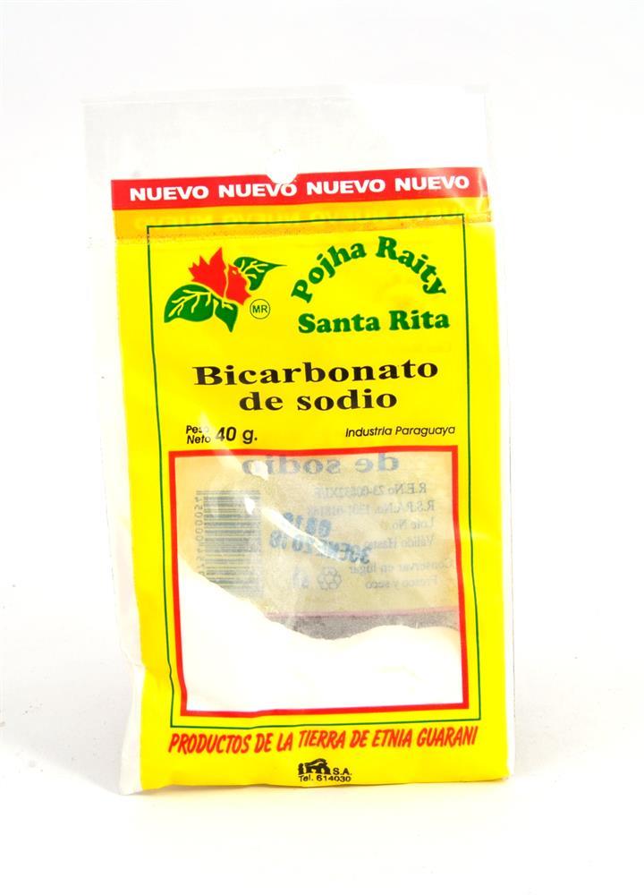 BICARBONATO DE SODIO SANTA RIT
