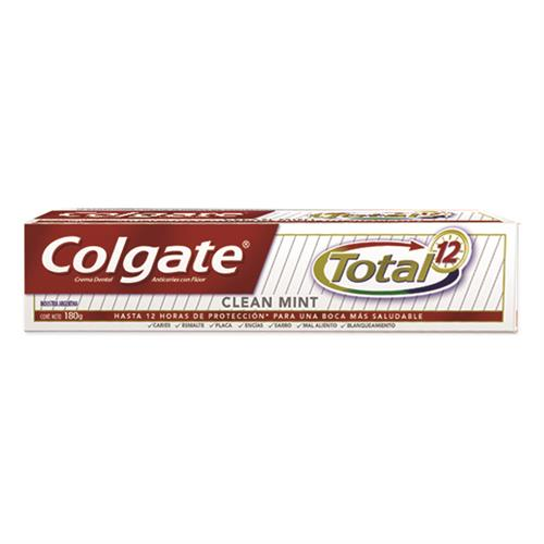 Foto PASTA DENTAL COLGATE TOTAL 12 de