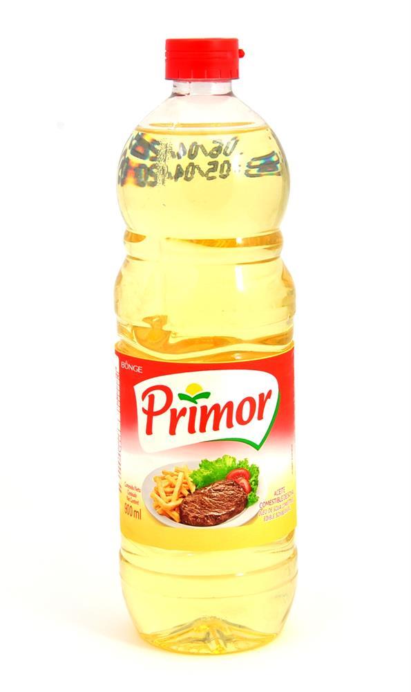 ACEITE DE SOJA PRIMOR 900ML