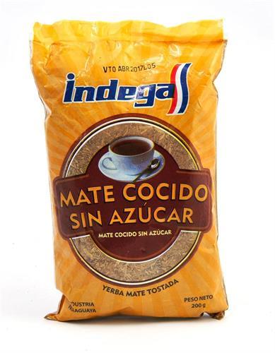 Foto MATE COCIDO S/AZUCAR 200 GR INDEGA BSA de