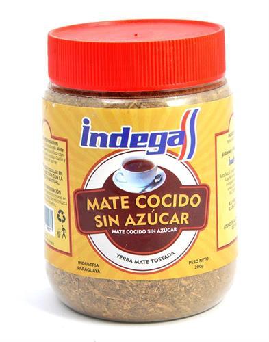 Foto MATE COCIDO S/AZUCAR 200GR INDEGA POT de