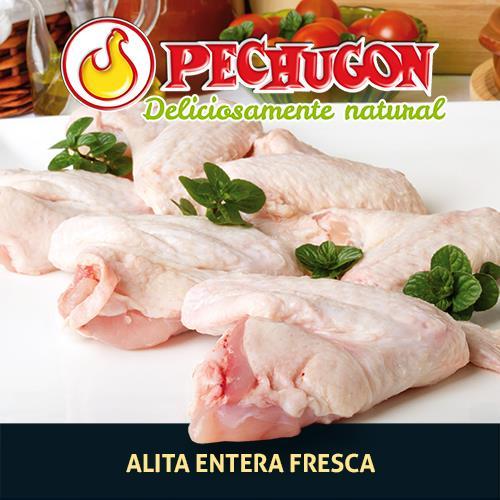 Foto ALA DE POLLO ENTERA FRESCA PECHUGON de