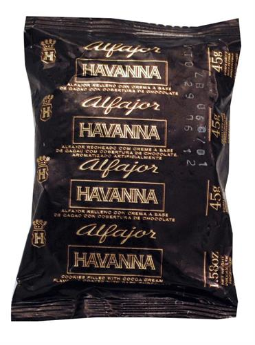 Foto ALFAJOR HAVANNA FLOW PACK CACAO de