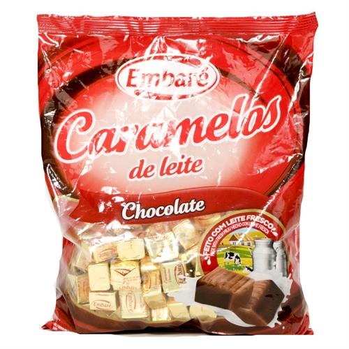 Foto CARAMELO CHOCOLATE 660GR EMBARE BSA de