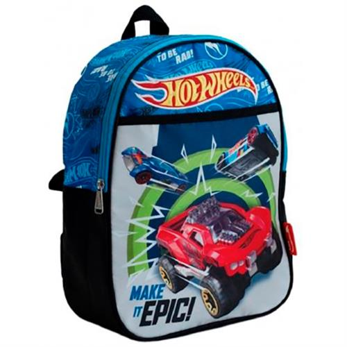 Foto MOCHILA HOT WHEELS S/RUEDAS REF.28060 de