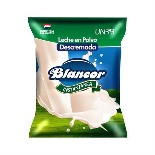 Foto LECHE E/POLVO DESCREMADO 800GR BLANCOR BSA de