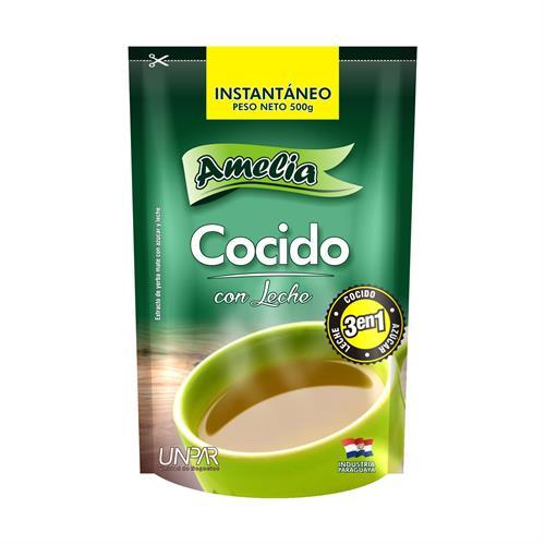 Foto COCIDO CON LECHE DESCREMADO X 500 GR AMELIA de