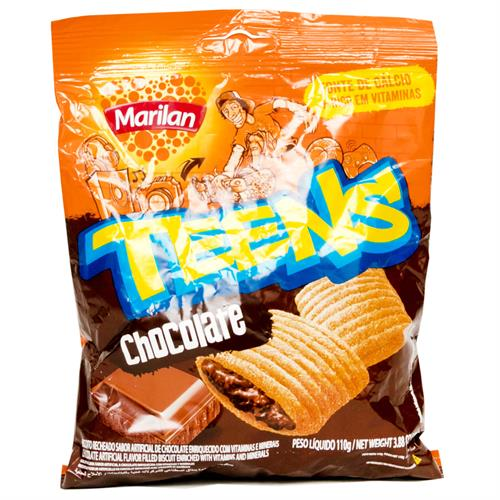 Foto GALLETITAS TEENS CHOCOLATE X de