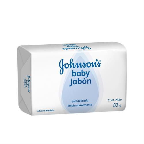 Foto JABON D/TOC ORIGINAL 83GR JOHNSONS BABY de