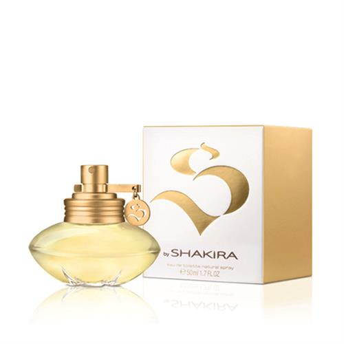Foto PERFUME SHAKIRA NATURAL SPRAY CAJA 50ML de
