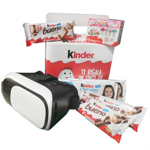 Foto KIT CHOCOLATE KINDER DIA DEL NIÑO de