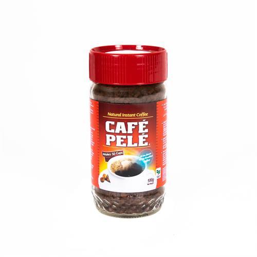 Foto CAFE SOLUBLE 100GR CAFE PELE FRASCO de