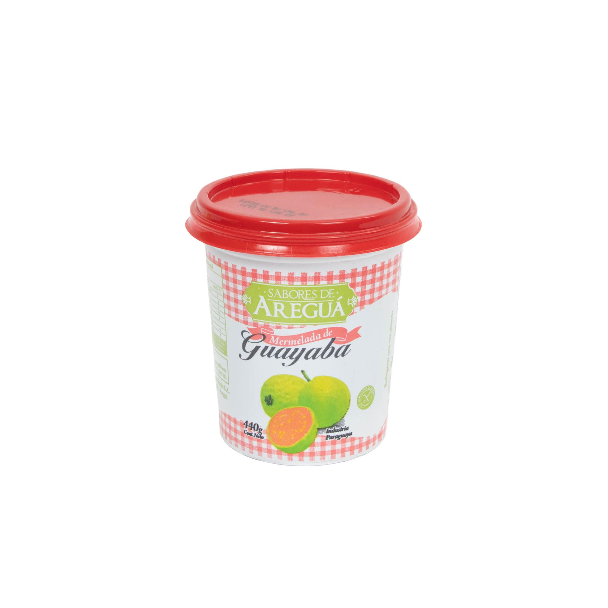 MERMELADA GUAYABA NORMAL 440GR F Y F POT