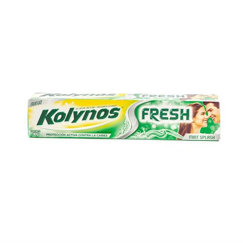 Foto CREMA DENTAL FRESH MINT 90GR KOLYNOS CJA de