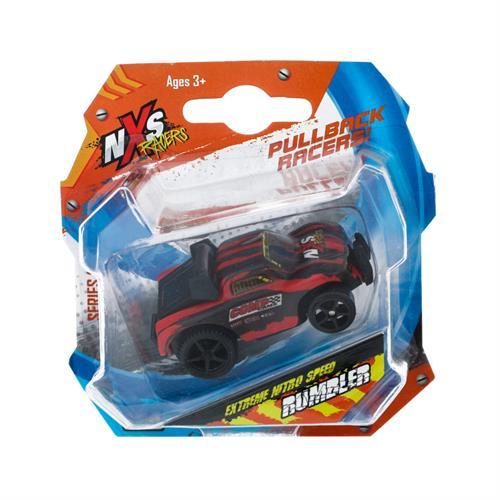 Foto JUGUETES AUTO NXS RACERS HOONIE MAISTO BLIS REF 15396 de