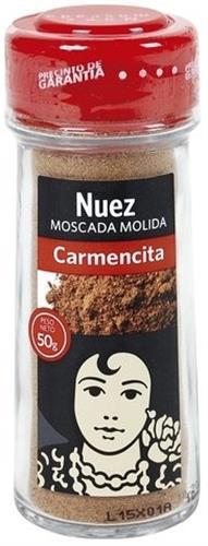 Foto NUEZ MOSCADA MOLIDA CARMENCITA 50GR de