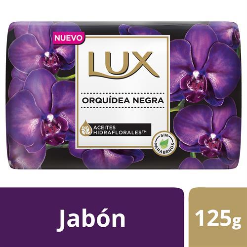 Foto JABON TOCADOR ORQUIDEA NEGRA 125GR LUX PLAS de