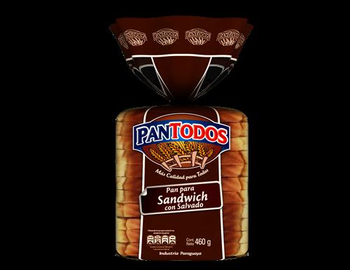 Foto PAN DE SANDWICH INTEGRAL PANTO de