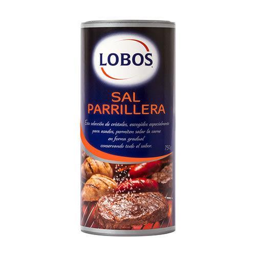 Foto SAL GRUESA PARRILLERA 750GR LOBOS PET de