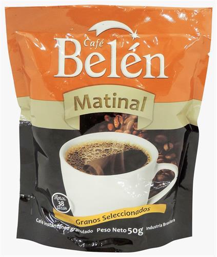 Foto CAFE INSTANTANEO BELEN MATINAL POUCH 50GR de