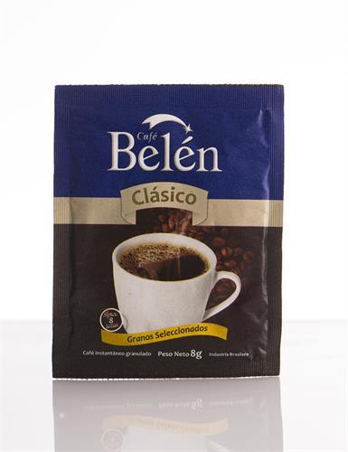 Foto CAFE BELEN INSTANTANEO PAQUETE 8GR de